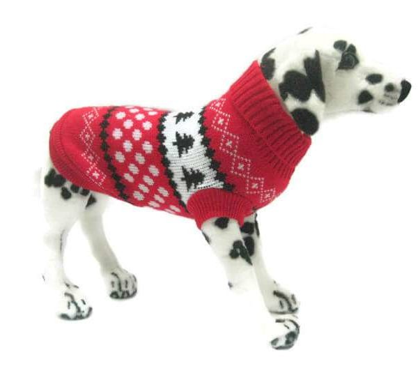 Ciepły elastyczny sweter golf