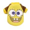 Elastyczna bluza dla psa Spongebob tył
