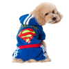 Kombinezon dresowy dla psa niebieski SUPERMAN na pudlu miniaturka