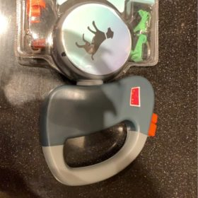 Podwójna smycz automatyczna TWIN photo review
