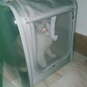 Kosmiczny plecak SPUTNIK z roletą photo review