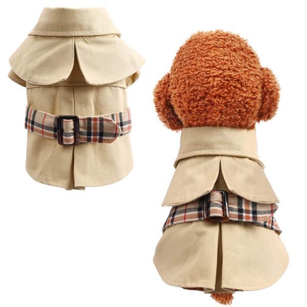 Plaszczyk dla psa COLLIN Prochowiec Miniatura